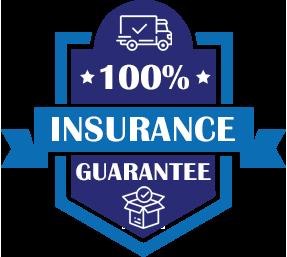 Költöztetés bizosítással, 100% garancia